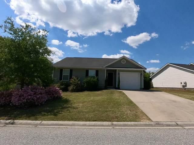 814 Westlawn Drive, Grovetown, GA 30813 (MLS #468700) :: Shaw & Scelsi Partners