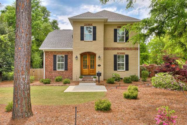 3014 Pine Needle Road, Augusta, GA 30909 (MLS #468703) :: Rose Evans Real Estate