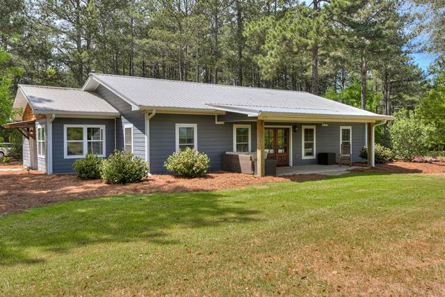 527 New Holland Road, Aiken, SC 29805 (MLS #468720) :: Shannon Rollings Real Estate