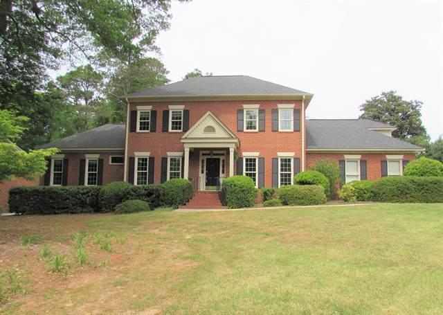 3762 West Lake Drive, Martinez, GA 30907 (MLS #468723) :: Rose Evans Real Estate