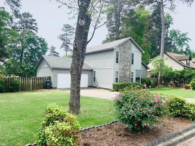 2004 Bridgewater Drive, Augusta, GA 30907 (MLS #468730) :: Rose Evans Real Estate