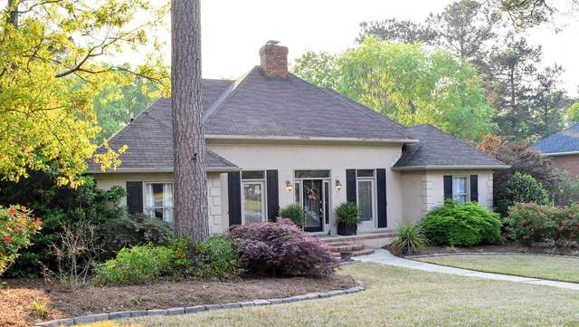 491 Cambridge Way, Martinez, GA 30907 (MLS #468732) :: Rose Evans Real Estate