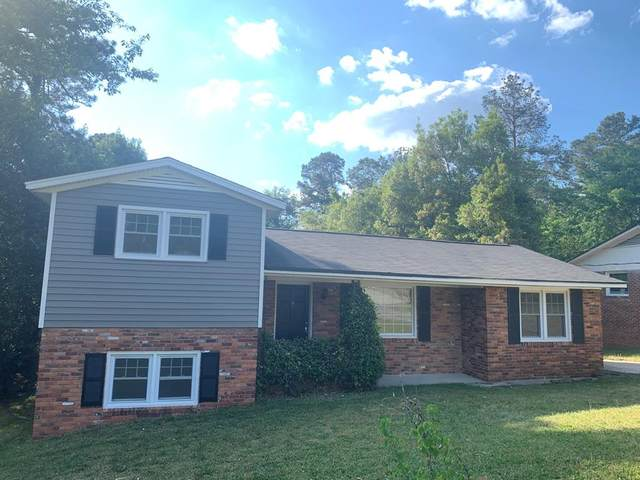 2220 Vireo Drive, North Augusta, SC 29841 (MLS #468735) :: Rose Evans Real Estate