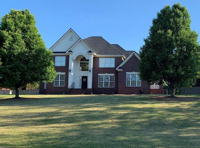 1425 Knob Hill Circle, Evans, GA 30809 (MLS #468742) :: Rose Evans Real Estate