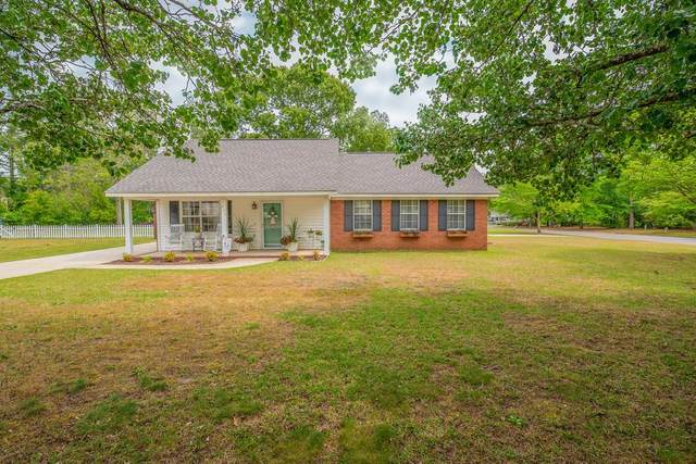 606 Randolph Street, Aiken, SC 29803 (MLS #468751) :: Rose Evans Real Estate