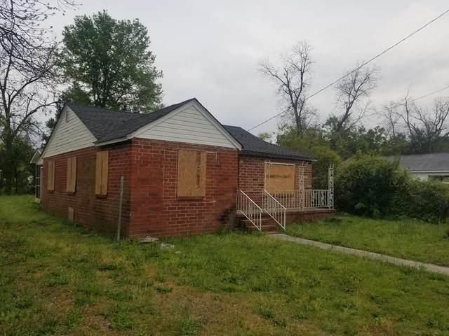 1636 Roosevelt Street, Augusta, GA 30901 (MLS #468756) :: REMAX Reinvented | Natalie Poteete Team