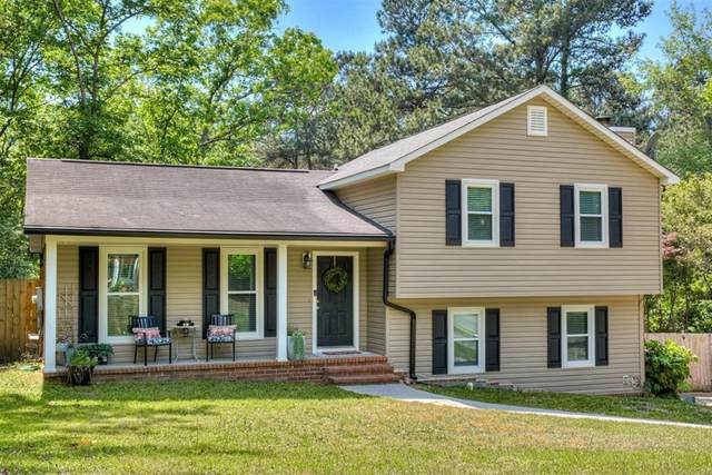 1840 Hidden Hills Drive, North Augusta, SC 29841 (MLS #468761) :: REMAX Reinvented | Natalie Poteete Team