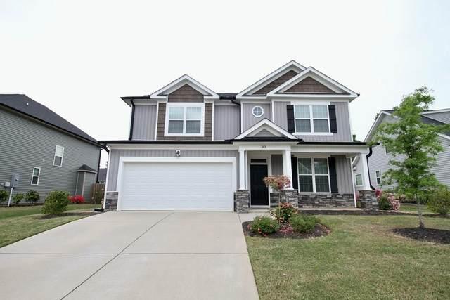 843 Williford Run Drive, Grovetown, GA 30813 (MLS #468762) :: Shaw & Scelsi Partners