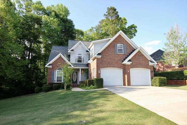 517 Farmington Circle, Evans, GA 30809 (MLS #468767) :: REMAX Reinvented | Natalie Poteete Team