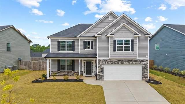 1263 Cobblefield Drive, Grovetown, GA 30813 (MLS #468785) :: REMAX Reinvented | Natalie Poteete Team