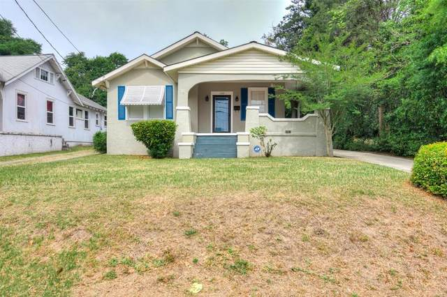 1435 Heard Avenue, Augusta, GA 30904 (MLS #468806) :: REMAX Reinvented | Natalie Poteete Team