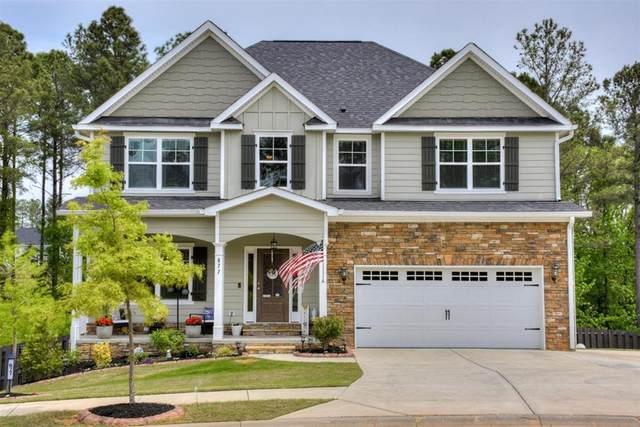 677 Tree Top Trail, Evans, GA 30809 (MLS #468810) :: Rose Evans Real Estate