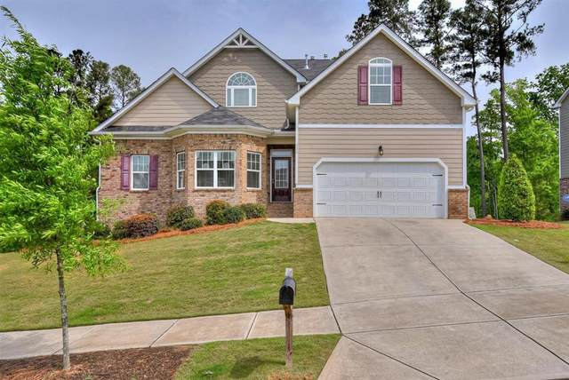 228 Durst Drive, North Augusta, SC 29860 (MLS #468816) :: Southeastern Residential
