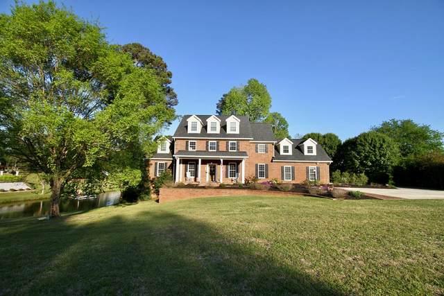 925 Windmill Lane, Evans, GA 30809 (MLS #468826) :: Melton Realty Partners