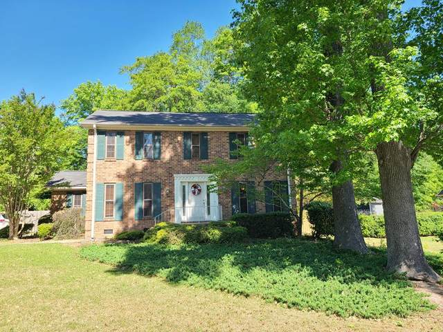 167 Stone Mill Drive, Martinez, GA 30907 (MLS #468832) :: Rose Evans Real Estate