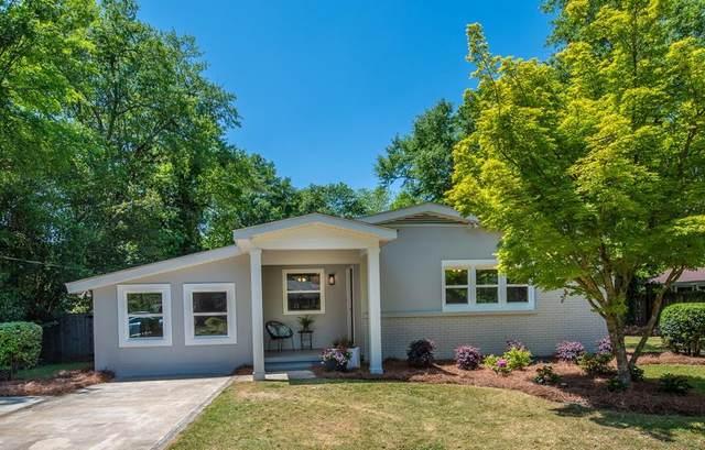 1472 SE Canterbury Court, Aiken, SC 29801 (MLS #468842) :: McArthur & Barnes Partners | Meybohm Real Estate