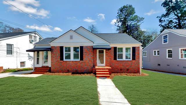 722 Hickman Road, Augusta, GA 30904 (MLS #468848) :: Rose Evans Real Estate