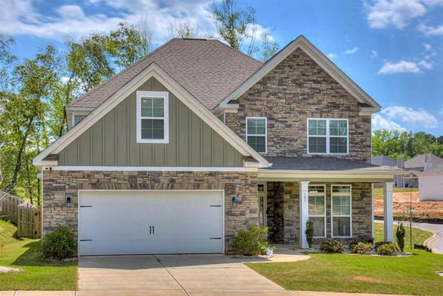 101 Blazing Creek Court, Evans, GA 30809 (MLS #468849) :: Melton Realty Partners