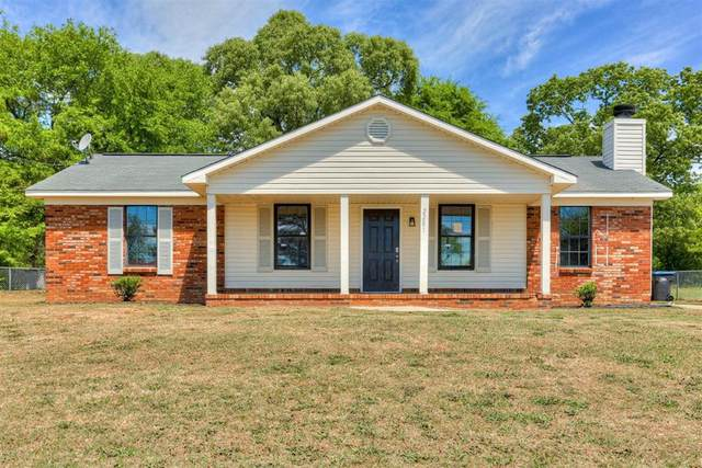 2281 Basswood Drive, Augusta, GA 30906 (MLS #468855) :: Rose Evans Real Estate