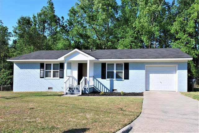 802 Sycamore Court, Grovetown, GA 30813 (MLS #468863) :: Rose Evans Real Estate