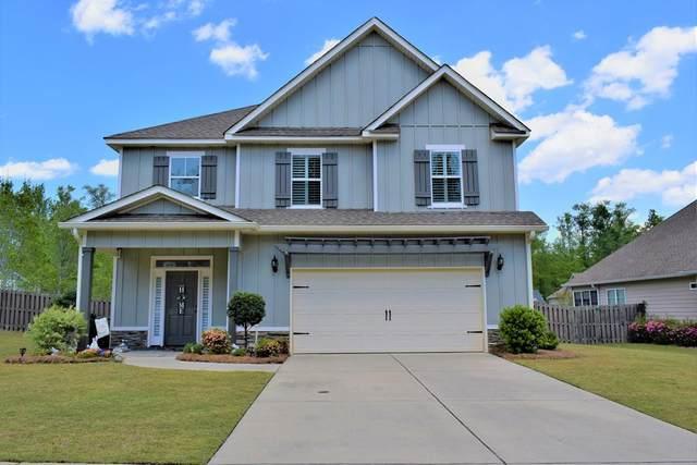 7518 Lucas Avenue, Evans, GA 30809 (MLS #468865) :: Melton Realty Partners