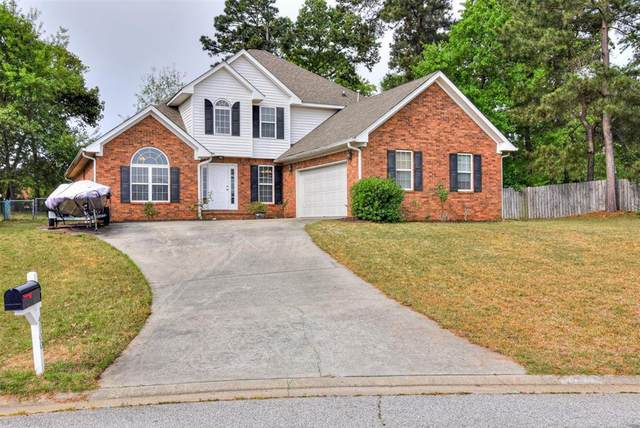 4100 Nantucket Circle, Grovetown, GA 30813 (MLS #468866) :: Rose Evans Real Estate