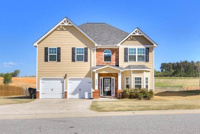 3038 Pepper Hill Drive, Grovetown, GA 30813 (MLS #468867) :: Rose Evans Real Estate