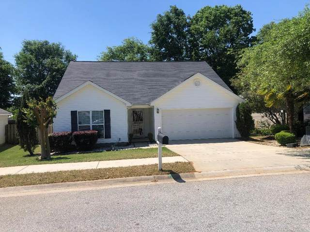 117 Rockrose Drive, North Augusta, SC 29860 (MLS #468869) :: Melton Realty Partners