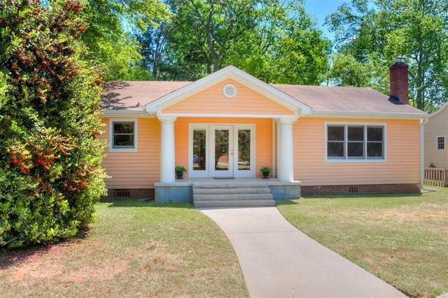 310 Marion Street Se, Aiken, SC 29801 (MLS #468870) :: Rose Evans Real Estate