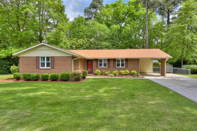 144 Gardners Mill Road, Augusta, GA 30907 (MLS #468871) :: Rose Evans Real Estate