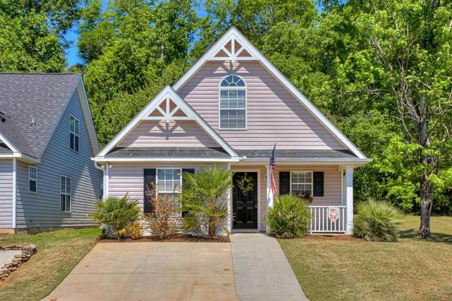 4503 Derryclare Lane, Evans, GA 30809 (MLS #468873) :: Rose Evans Real Estate