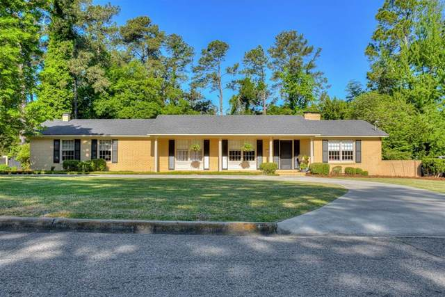 813 Aumond Place E, Augusta, GA 30909 (MLS #468886) :: Southeastern Residential