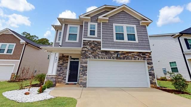 243 Caroleton Drive, Grovetown, GA 30813 (MLS #468923) :: McArthur & Barnes Partners | Meybohm Real Estate