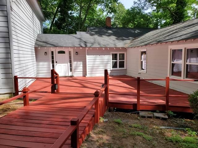 2312 Woodbine Road, Augusta, GA 30904 (MLS #468928) :: Shannon Rollings Real Estate