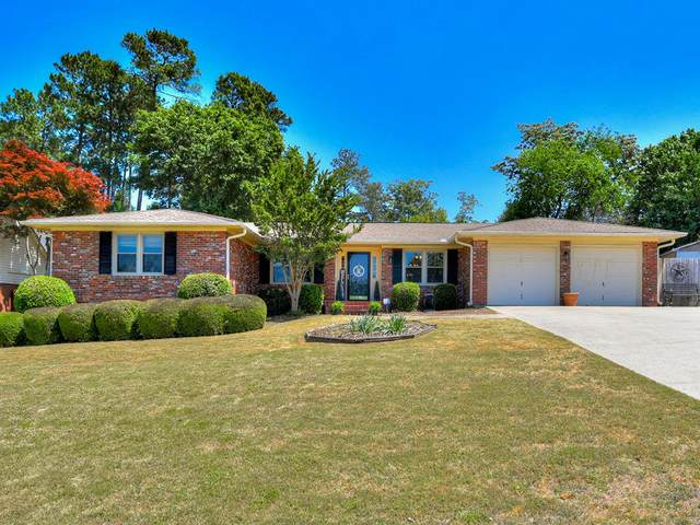 807 Greenwood Drive, North Augusta, SC 29841 (MLS #468929) :: Better Homes and Gardens Real Estate Executive Partners