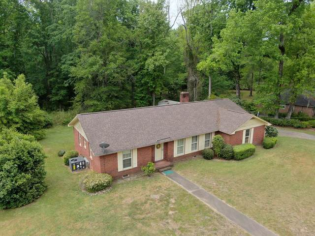 415 Mcintosh Drive, Waynesboro, GA 30830 (MLS #468941) :: Melton Realty Partners