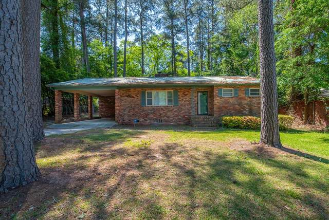 2918 Courtney Road, Augusta, GA 30906 (MLS #468962) :: McArthur & Barnes Partners | Meybohm Real Estate