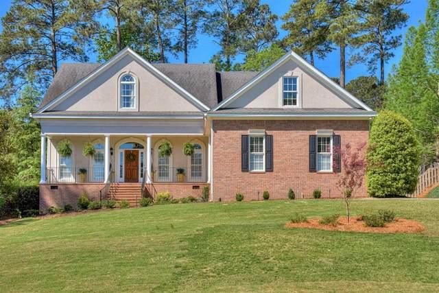 104 Pond View Road, Evans, GA 30809 (MLS #468965) :: McArthur & Barnes Partners | Meybohm Real Estate