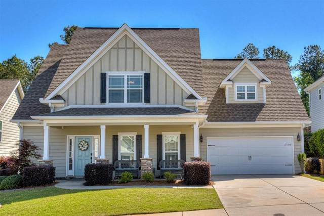 817 Herrington Drive, Grovetown, GA 30813 (MLS #469060) :: Better Homes and Gardens Real Estate Executive Partners