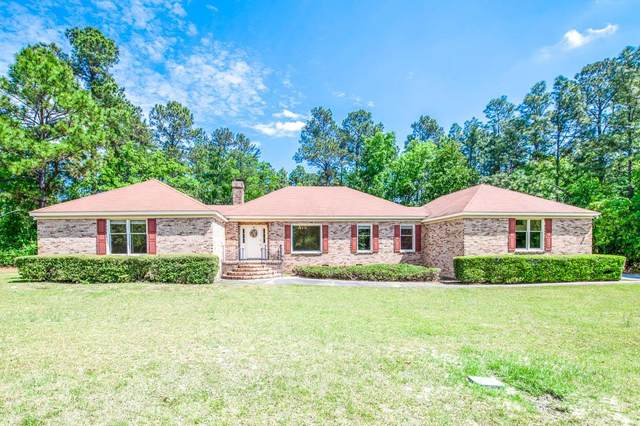 1 Ruffian Road, Aiken, SC 29803 (MLS #469093) :: Better Homes and Gardens Real Estate Executive Partners