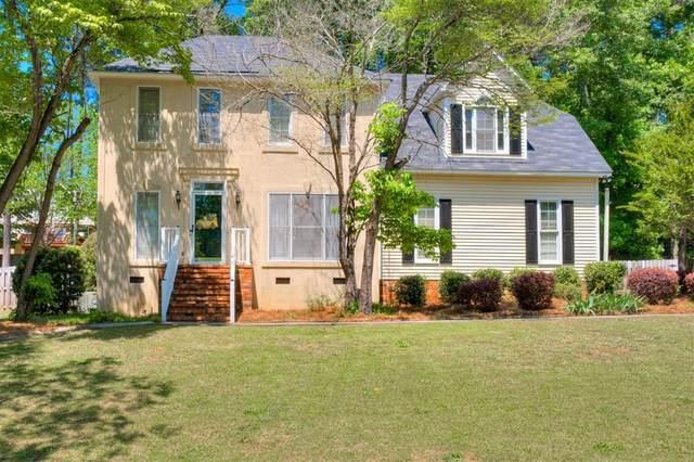 207 Longstreet Crossing, North Augusta, SC 29860 (MLS #469110) :: Southeastern Residential