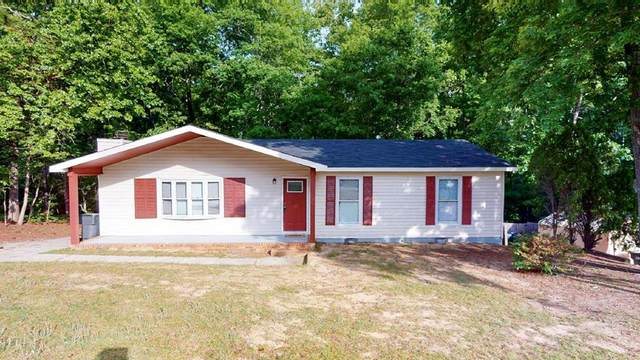3709 Woodlake Road, Hephzibah, GA 30815 (MLS #469113) :: Better Homes and Gardens Real Estate Executive Partners