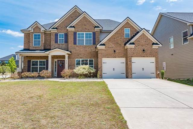 350 Bella Rose Drive, Evans, GA 30809 (MLS #469121) :: RE/MAX River Realty
