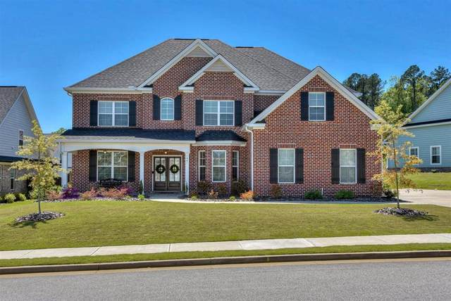 441 Pottery Drive, Martinez, GA 30907 (MLS #469122) :: Better Homes and Gardens Real Estate Executive Partners