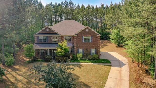 1147 Scarborough Pass, Aiken, SC 29801 (MLS #469130) :: Better Homes and Gardens Real Estate Executive Partners