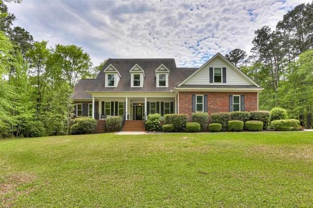 5444 Old Washington Road, Evans, GA 30809 (MLS #469141) :: McArthur & Barnes Partners | Meybohm Real Estate