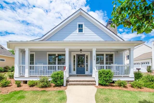 219 Coach Light Way, Aiken, SC 29803 (MLS #469142) :: McArthur & Barnes Partners | Meybohm Real Estate