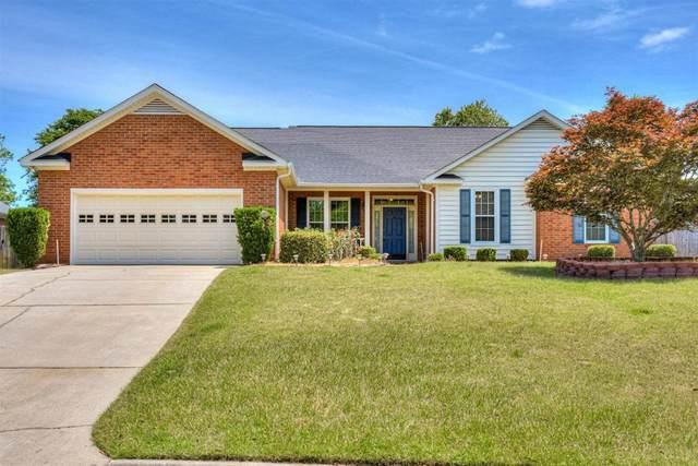 4574 Oxford Drive, Evans, GA 30809 (MLS #469163) :: Shannon Rollings Real Estate