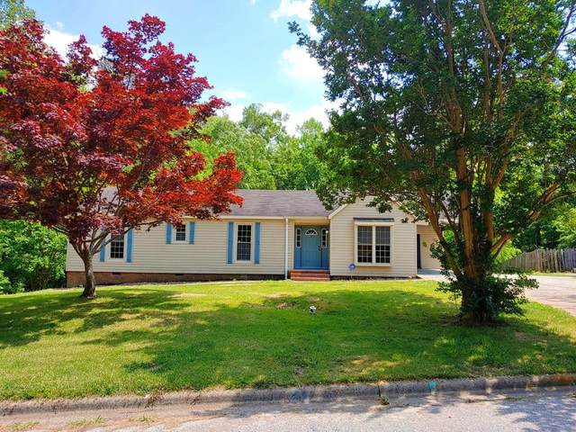 4364 Roswell Drive, Martinez, GA 30907 (MLS #469167) :: Better Homes and Gardens Real Estate Executive Partners