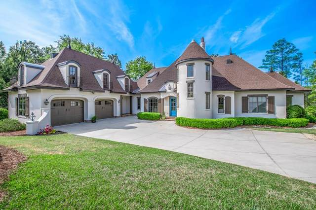 555 West Pleasant Colony Drive, Aiken, SC 29803 (MLS #469189) :: RE/MAX River Realty